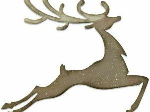664219 Sizzix Die Tim Holtz Bigz Reindeer-0