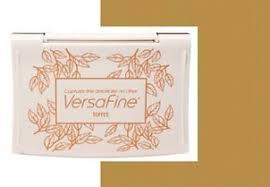 VF-52 VersaFine Ink Pad Toffee-0
