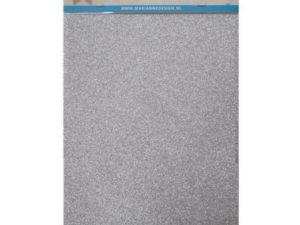 CA3142 Marianne Design, A4 Soft Glitter Paper - Silver-0