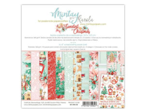 MT-SWE-08 Mintay Papers 15x15, The Sweetest Christmas-0
