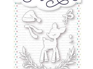 RU312 La Coppia Creativa Die, Bambi-0