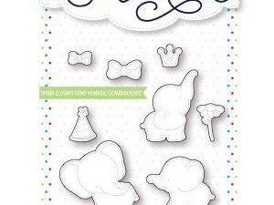 RU239 La Coppia Creativa Die, Elefant-0