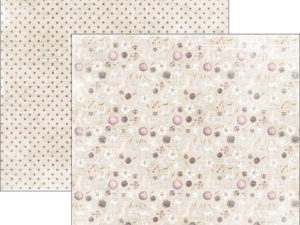 RP0292 Reprint Designpaper 30x30, Christmas Time - Reminders-0