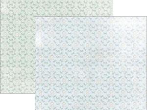 RP0305 Reprint Designpaper 30x30, Sweet Baby - Bow-0