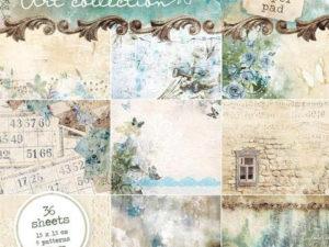 PPJMA02 StudioLight Papirblok Jenine's Mindful Art Collection-0