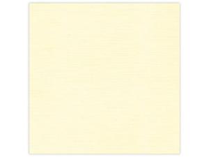 582002 Linnen Karton 30,5 x 30,5 cm, Cream-0