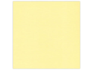 582003 Linnen Karton 30,5 x 30,5 cm, Light Yellow-0