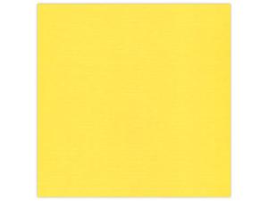 582006 Linnen Karton 30,5 x 30,5 cm, Bright Yellow-0