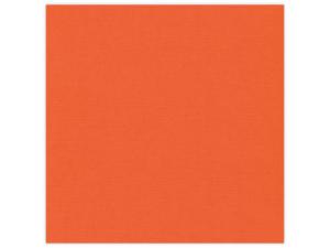 582011 Linnen Karton 30,5 x 30,5 cm, Orange-0