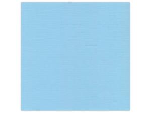 582026 Linnen Karton 30,5 x 30,5 cm, Soft Blue-0