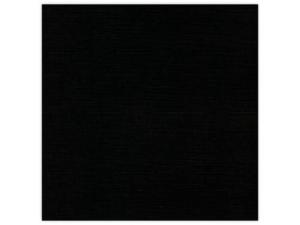 582031 Linnen Karton 30,5 x 30,5 cm, Black-0