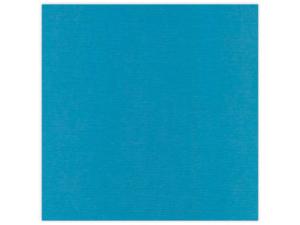 582040 Linnen Karton 30,5 x 30,5 cm, Turqoise-0
