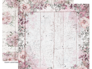 DRGA-02 ScrapBoys Papers 30x30 Dream Garden 02-0
