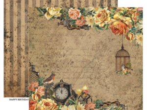 INRO-01 ScrapBoys Papers 30x30 Industrial Romance 01-0