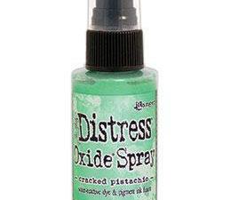 TSO64725 Ranger Tim Holtz Distress Oxide Spray Cracked Pistachio-0