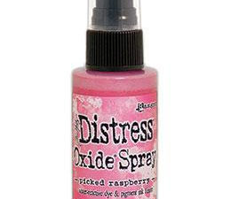 TSO64794 Ranger Tim Holtz Distress Oxide Spray Picked Raspberry-0