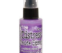 TSO64831 Ranger Tim Holtz Distress Oxide Spray Wilted Violet-0