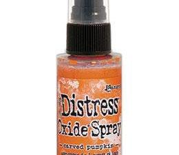 TSO67627 Ranger Tim Holtz Distress Oxide Spray Carved Pumpkin-0